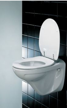 Toilet Seat Pressalit Dania With Cover