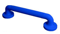 Electric Blue Grab Rails